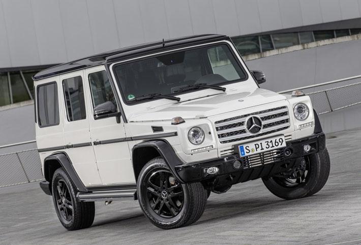 Mercedesin yubileyi.