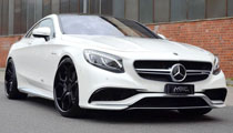 MEC Design-dan Mercedes S63 AMG Coupe