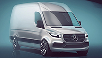 Mercedes-in yeni Sprinter-i