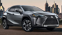 Lexus UX-in sirrini açıb